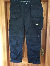 Snickers Workwear Trousers Size 41 X 35