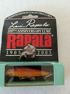 Louis Rapala 100th Anniversary Lure
