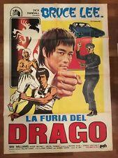 FF MANIFESTO,2F,BRUCE LEE, La furia del drago,The green hornet,Arti Marziali,car