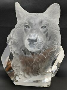 Kitty Cantrell Devotion Wolves Cast Metal Lucite Limited Ed Starlite Originals