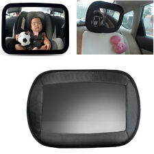 Baby Back Seat Car Mirror Rear Facing Rearview Infant Kids Wide Angle Car Safety