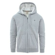 TIMBERLAND A1CTU-052 OYSTER RIVER MEN'S GREY FULL ZIP HOODIES