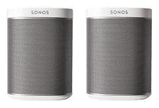 Sonos Play:1 2-Room Streaming Music Wireless Multi Room Audio System - Black