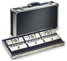 Stagg UPC-500 500x255x90mm ABS Guitar Effect Pedal Flight Case