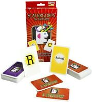 Scattergories the Card Game [New ] Board Game
