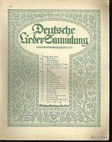 """Schumann : """" Die Soldatenbraut """"  Op. 64 N0. 1 ~ übergroße Noten"""