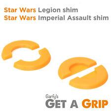 Upgrade Pack Star Wars Legion & Imperial Assault Base Shims Garfy's Get-a-Grip