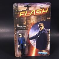 """Captain Cold TV The Flash ReAction Funko action figure 3 /& 3//4/"""" new in package"""