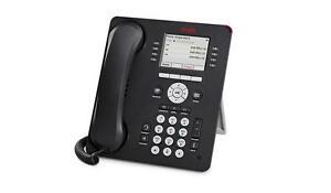 NEW Avaya 700480593 9611G IP Telephone (Black)