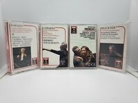 Clasical Music cassette tapes 4 LOT