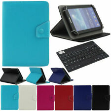 Gift For Onn 10.1 8.0 7.0 inch Android Tablet Keyboard Leather Stand Case Cover