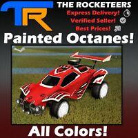 [PC] Rocket League Every painted Octane Import Car (White,Crimson,Black..)