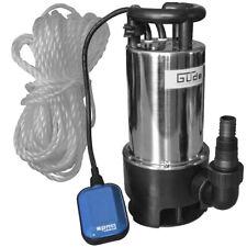 Güde Schmutzwassertauchpumpe GS1102PI  20000 l/h Pumpe Nr. 94634