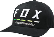 Cappellino FOX RACING - Pro Circuit DRAFTR FLEXFIT HAT TG L/XL