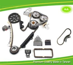 Timing Chain Kit Fits Suzuki Grand Vitara XL7 2.7L 2.5L W/Oil Pump Chain 1999-06
