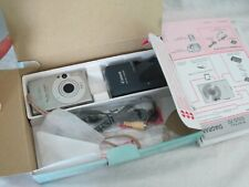 Canon PowerShot SD1000 Digtal ELPH Camera Tested with Box and Charger
