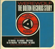 WEREWOLF THE DOLTON RECORDS STORY 1959 - 1962 - 2 CD BOX SET