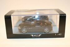 NEO 44467 BMW Z4-M Coupé Black 1:43 mint in box great condition