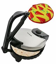 New listing 10inch Roti Maker by StarBlue with Free Warmer - The automatic.