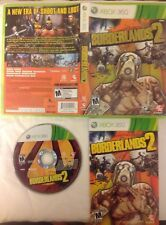 Borderlands 2 - Xbox 360 Complete Excellent condition