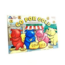 Early Learning Centre Board Game Go For Gold ELC Classic Very Rare Vintage VGC