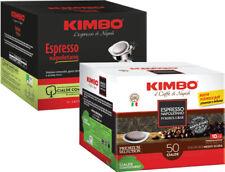400 CIALDE KIMBO filtro carta ESE 44 MM MISCELA ESPRESSO NAPOLETANO OFFERTA