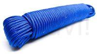 Polypropylenseil Seil - Tau - Tauwerk - 6 Farben - 180 Varianten Schnur (F101)