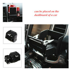 Car Cell Phone Drink Bottle Cup Air Vent Mount Holder Stand for with a small fan