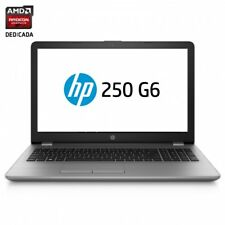 Hp notebook 250 g6 Intel Core I5-7200u/8gb/1tb/r520/15.6""
