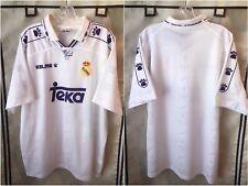 Real Madrid 1994/96 Home Soccer Jersey XL Kelme La Liga