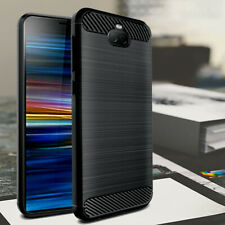 Low Profile Engineered  ION ™  Carbon Fiber Black Case Sony Xperia 10 PLUS
