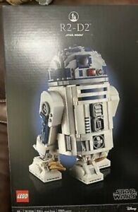 LEGO 75308 Star Wars UCS R2-D2 RBAND NEW Sealed. IN HAND Ready To SHIP