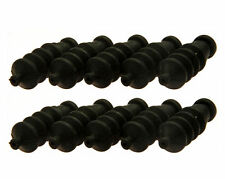 Waterproof Push Rod Seals Rubber Bellow Seal Length 42mm for Rc Boat 10pcs