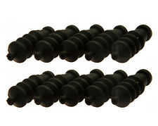 Waterproof Push Rod Seals Rubber Bellow Seal Length 37mm for Rc Boat 10pcs