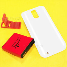 3 Accessory 5560mAh Extended Battery Back Cover for Samsung Galaxy S II T989 USA