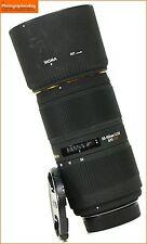 Sigma 50-150 mm f2.8 II EX DC APO HSM-Nikon + GRATUIT UK ENVOI