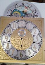 Kieninger Grandfather clock dial fits  RSU-KSU mov. 280X280X395 mm solid brass