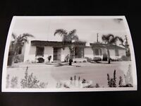Coronado CA California RPPC Real Photo # 911 Guadalupe 1950s San Diego Area Home