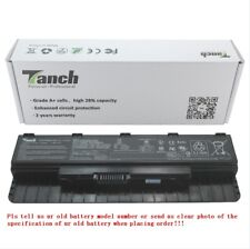 Tanch Laptop Battery For Asus A32N1405, A32NI405,0B110-00300000 10.8V 5000mAh6ce