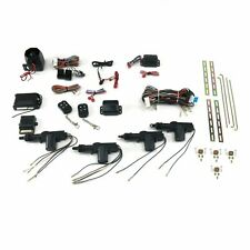 4 Door Power Lock Kit with Alarm Street  AUTCA4000 street custom truck muscle