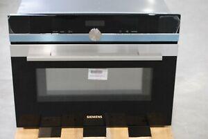 Siemens CM633GBS1 Einbau Kompakt Backofen mit Mikrowelle 45cm Autark