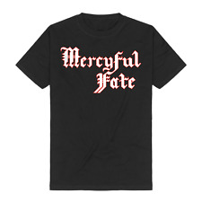 MERCYFUL FATE - Red Logo Outline T-Shirt