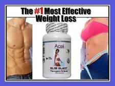 Fat Burner Diet Pills Strong Lose Weight Loss Slimming Tablets T5 Slim Blast #1