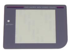 Game Boy GB DMG Classic Plastic Screen Lens / Protector de pantalla de plástico