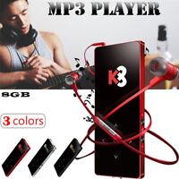 Bluetooth 4.1 MP3 MP4 Musik Spieler Touch Key Ultra Dünn Spieler Verlustfrei FM
