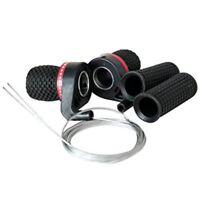 Rubber Bike Speed Shifter Derailleur Handle Twist Grip Gear Shift Durable SALE