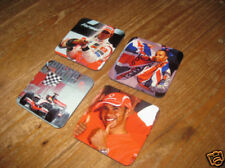 Lewis Hamilton F1 Formula One Legend Drinks Coaster Set