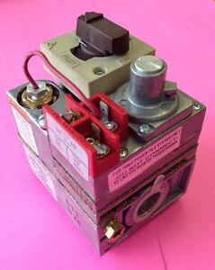 VS820A1013 Nat. Honeywell VS820A Powerpile Pool Heater Furnace  Gas Valve NEW!