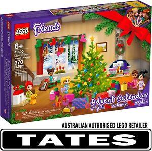 LEGO 41690 Advent Calendar 2021 - Friends from Tates Toyworld