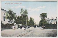 Wales postcard - Newport Road, Cardiff (A933)